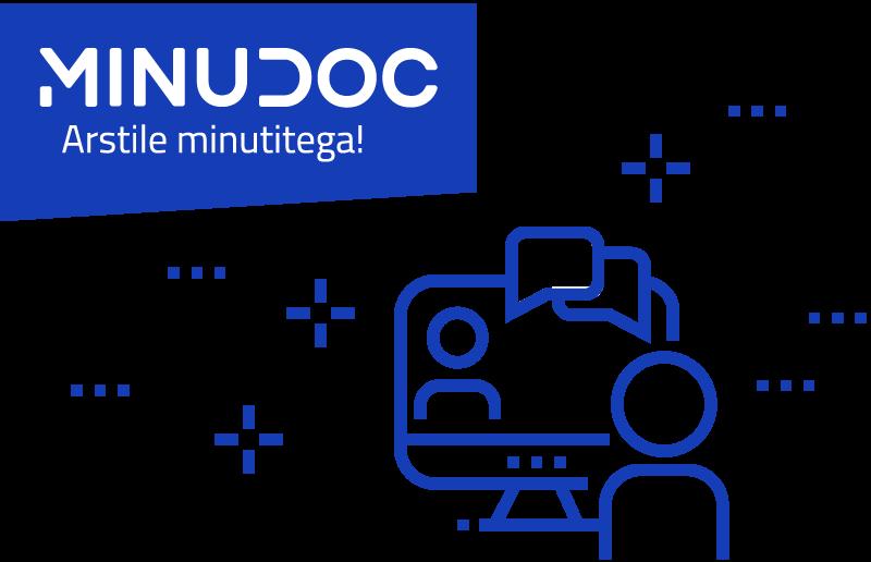 Minudoc.ee virtuaalne nõustamine apteekri poolt